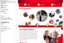 Best Designed Facebook Fan Pages