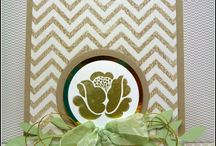 Simple Stems Stampin' Up! Stamp Set Greeting Cards