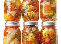 Recepty na konzervování