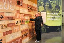 BEERology / Modern civilization is beer civilization! Agriculture, cities, writing, and religion all have ties to ancient craft brewing.   Our exhibit, BEERology, explores ancient and modern beer culture and we are hosting several after-hours beer tasting events throughout the year in conjunction with the exhibit. Learn more here: http://www.museumofman.org/beer.