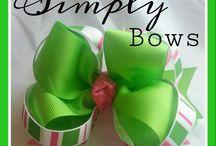 Simply Bows