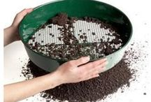 Compost / Soil enhancement , compost, coffee grounds, rain barrels, pests, slugs, Epsom salts , worm towers