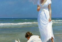 Vladimir Volegov / VLADIMIR VOLEGOV BORN IN KHABAROVSK, RUSSIA, VLADIMIR BEGAN PAINTING AT THE AGE OF THREE AND HIS TALENT WOULD BE NOTED REPEATEDLY THROUGHOUT HIS ADOLESCENCE.http://www.volegov.com/biography