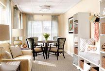 Interior Design for Memory Care Senior Living
