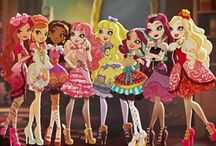 Ever After High!!!!!!!!!!!!!!