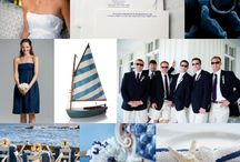 Nautical Wedding / Nautical wedding inspiration