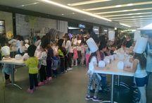 Cupcake Atölyesi / Hafta sonunda gerçekleşen Cupcake Atölyesi'nde miniklerimiz çok eğlendi! Gelen herkese teşekkür ederiz :)