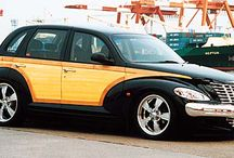 PT Cruisers My Kind Of Car / by Donna Artioli