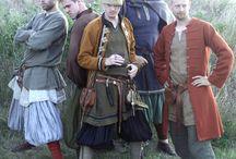 Viking, Pirate, Nomad Costume / by Katherine Walsh