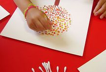 Preschool crafts/ideas
