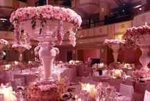 Travaux floraux pour décorer votre mariage magnifique / Travaux floraux pour décorer votre mariage magnifique