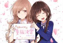 chicas anime :3