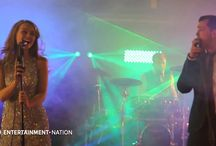 Rock and Pop Bands / A selection of our exceptionally talented Rock and Pop Bands! They are all able to perform at Weddings, Party Events and Corporate Events!