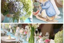Inspiration:  Peter Rabbit Party