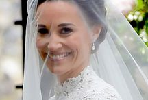 Pippa in white