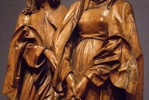 Historical woodcarving