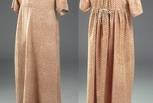 Girl's Clothing: Regency