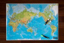 Mapa Magnetyczna / Mapa Magnetyczna- to kolejny produkt Magnetic Words. Jest to za razem świetny organizer wyprawy oraz to gratka dla wszystkich globtroterów i tych, którzy lubią podróże palcem po mapie.