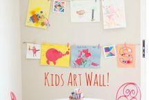 Lastenhuoneen ideoita