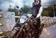 Winter Soldier photoshoot