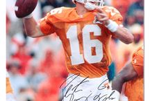 Football <3 / Peyton Manning--Tennessee. Indianapolis. Denver.  / by Breanna Keller