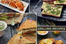Veg Grilling Recipes