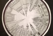 Middle School Grade 6 Art / by Mélanie Lupien