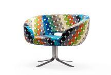 Muebles con estilo, diseño y color / Muebles que comunican color y diseño. 7 colores, el color comunica, Patricia Gallardo #interiordesign Patricia Gallardo- EL COLOR COMUNICA http://www.interioresdeco.com