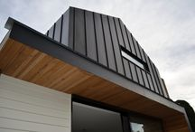 External roof and cladding