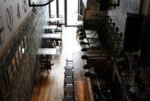 Upbuilding   Restaurants&Public Spaces / by Laura Canha
