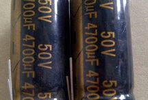 Capacitor ELCO 4700 uF 50V