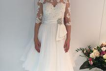 Timeless Elegance Bridal Collection / Grace detailed shot