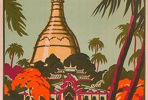 Verden - Burma