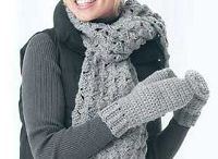 Crochet~ Gloves & Mittens / by Sally McCroskey