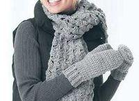 Crochet~ Gloves & Mittens