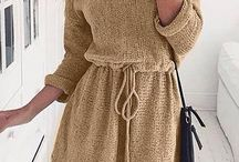 Вяз. платья, юбки