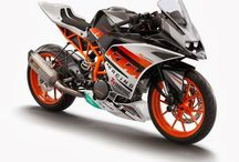 KTM DUKE RC200/390 / Drool track bikes from KTM stable... RC200/390