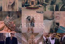 Papírová princezna