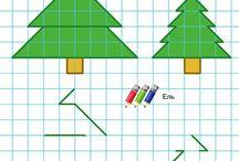 15 Matematika -hry, štvorčeky...