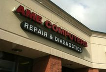 AME Computers / iPhone, iPod, iPad repair Bellevue Nebraska