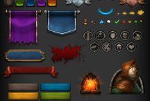Video Game UI Design