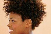 Natural Hair Vibes
