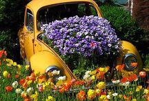 Blomster/ kreative ideer / Blomsterideer