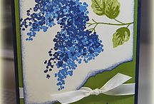stampin up blossoms abound