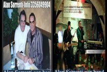 Alan Sorrenti  agenzia management / Alan Sorrenti  agenzia management