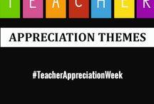 Teacher Appreciation Themes