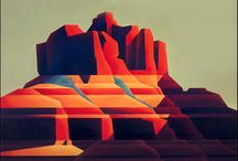 art: Ed Mell / by Lana Housewright
