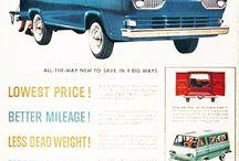 Mi Ford Econoline Pickup 1961