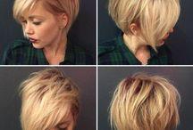ideas for short hair