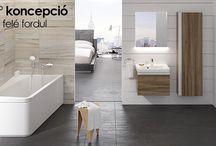 Fürdőszoba stílus / Stílusos fürdőszobák és fürdőszoba berendezések